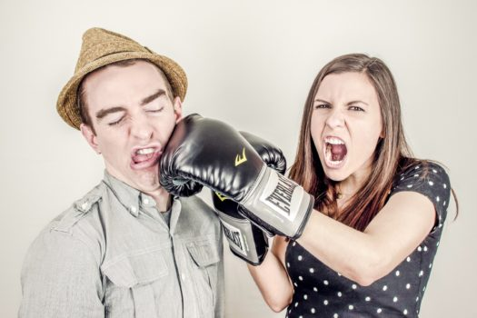 Image for blog on dealing with difficult people